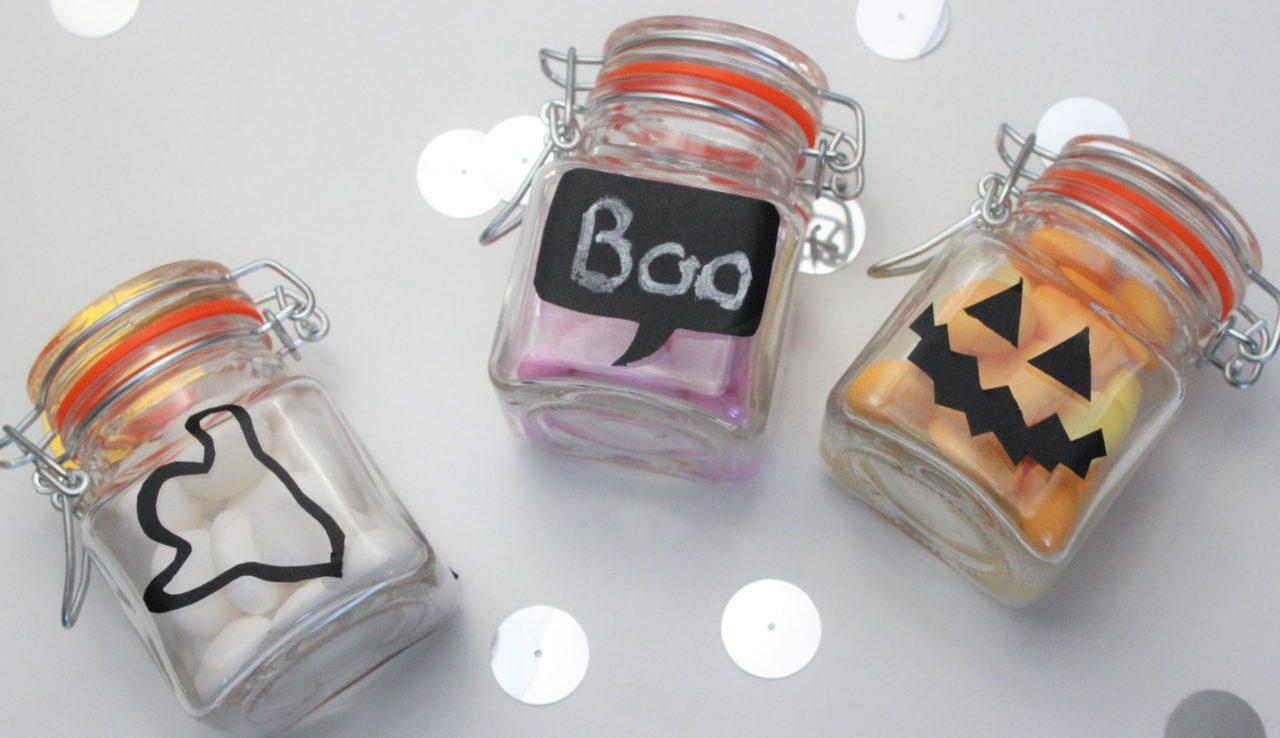 Diy Halloween Süßigkeiten - Geschenkverpackung - DIY Geschenke